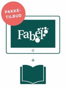 Fabel 5-7 : digital 1-årslisens og Fabel 5 bøker (bokmål) : pakke : norsk for barnetrinnet