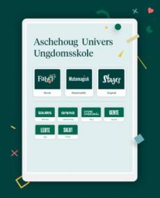 Aschehoug Univers Ungdomsskole