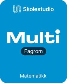 Multi 1-7 : skolestudio : matematikk for barnetrinnet
